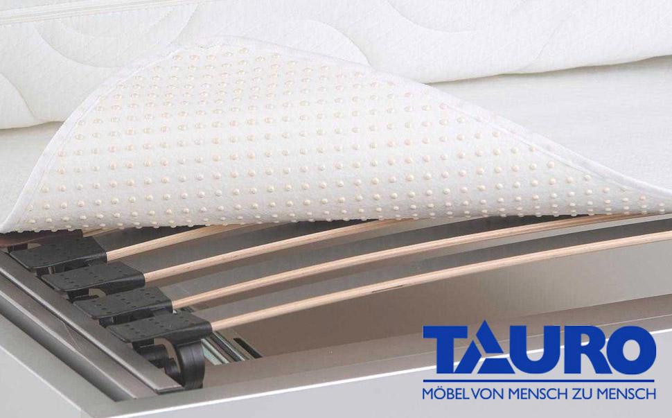 noppen matratzenschoner markenprodukt matratzenunterlage ebay. Black Bedroom Furniture Sets. Home Design Ideas